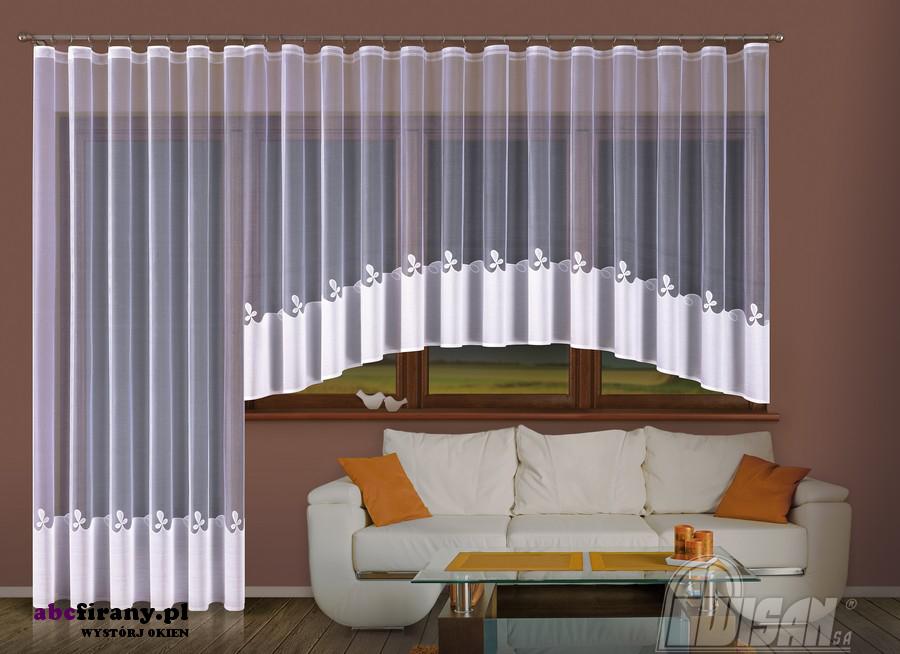 Komplet Firan Balkonowych Do Salonu 618d209
